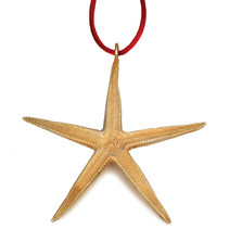 Starfish Ornament  | Michael Michaud Table Art | taOR9377GS