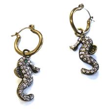 Seahorse Sea Racers Earrings | Annaleece Jewelry | AL7532