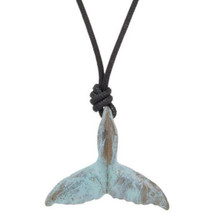Whale Tail Pendant Necklace | Cavin Richie Jewelry | KB270PEND