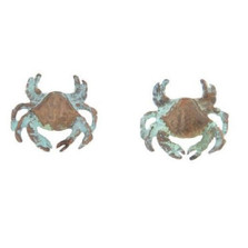Dungeness Crab Post Earrings | Cavin Richie Jewelry | DMOKB36APOST
