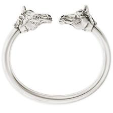Horse Head Sterling Silver Bracelet | Kabana Jewelry | Kbr067
