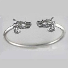 Elephant Sterling Silver Bracelet | Kabana Jewelry | Kbr186