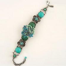 Butterfly Floribunda Bracelet | La Contessa Jewelry | LCBR9010