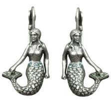 Mermaid Octopus Garden Earrings | La Contessa Jewelry | LCer8062