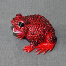 "Frog Bronze Sculpture ""Boobala"" | Barry Stein | BOO1 -3"