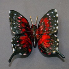 Butterfly Bronze Sculpture | Barry Stein | BBSBUT1-R