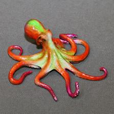 """Octopus Bronze Sculpture """"Ophelia""""   Barry Stein   BBSOPH1-MCL"""