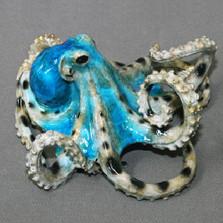 """Octopus Bronze Sculpture """"Tammy""""   Barry Stein   BBSTAM1-B"""