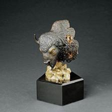 "Buffalo Bronze ""Thunderhead Pentagon"" | Barry Stein | BBSTHU-TP -2"