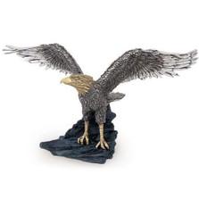 Eagle Silver Plated Sculpture | 2008 | D'Argenta