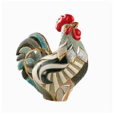 Rooster Ceramic Figurine | De Rosa | Rinconada | 1019