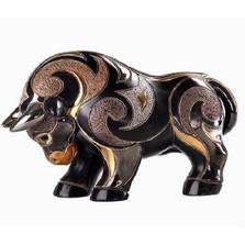 Bull Ceramic Figurine | De Rosa | Rinconada | DER1028B