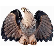 Bald Eagle Ceramic Figurine | De Rosa | Rinconada | DER1031