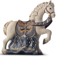 Imperial Horse Ceramic Figurine | De Rosa | Rinconada | DER459