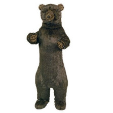 Standing 4 ft Grizzly Bear Plush Stuffed Animal | Ditz Designs | DIT75056