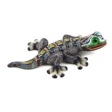 Gecko Baby Figurine | FimoCreations | FCfgb -2