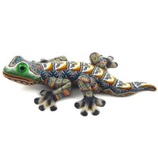 Gecko Mama Figurine | FimoCreations | FCfgm -2