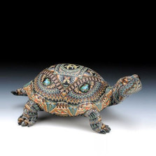 Turtle Baby Figurine | FimoCreations | FCftb