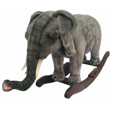 Elephant Plush Rocker | Hansa Toys | HTU3936