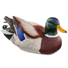 Swan Lake Mallard Drake Duck Sculpture | Loon Lake Decoy | 6538511401