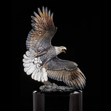 "Eagle Sculpture ""Windwalker""  
