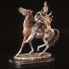 Native American Sculpture Visionary | Starlite Originals | SO3283