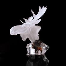 "Moose Sculpture ""Dominion"" | Starlite Originals | SO3538"