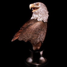 "Eagle Sculpture ""Majestic Beauty"" 