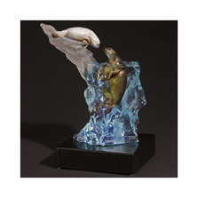 "Seal Sculpture ""Seal it with a Kiss"" 