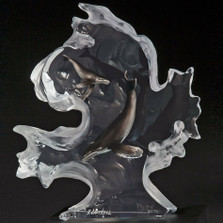 "Whale Sculpture ""Mother Nature"" 