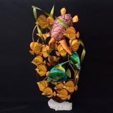 Reef Paradise Scene Sculpture | TI Design | O124