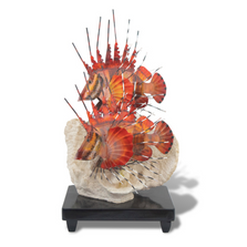 Lion Fish Copper Sculpture | TI Design | W300A
