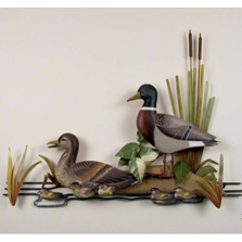 Duck Family Wall Sculpture | TI Design | CW582