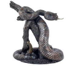 Rattle Snake Sculpture | Unicorn Studios | WU74592A4