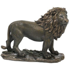 Lion Sculpture | Unicorn Studios | wu74800a4