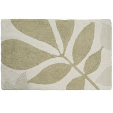 Shadow Leaves Rug | Creative Bath | CBR0987