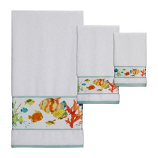 Rainbow Fish Bath Towel Set | Creative Bath | CBTP1073BHW