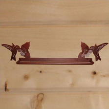 Hummingbird Towel Bar | Colorado Dallas | CDTB325-70D-18