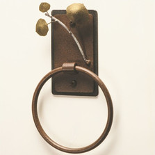 Aspen Towel Ring | Colorado Dallas | CDTR03
