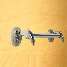 Dolphin Towel Bar 18"