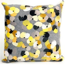 Pansy Indoor Outdoor Throw Pillow | Trans Ocean | TOG4138-47 -2