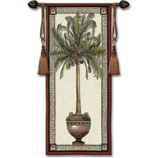Palm Tree Tapestry Wall Hanging Old World Palm I | Pure Country | PC1707wh