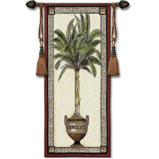 Palm Tree Tapestry Wall Hanging Old World Palm II | Pure Country | PC1708wh