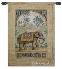Old World Elephant I Tapestry Wall Hanging | Pure Country | PC1762wh