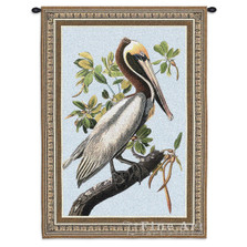 Brown Pelican Tapestry Wall Hanging | Pure Country | PC2748wh