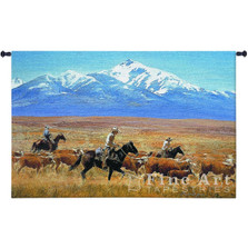 Horse Tapestry Wall Hanging Homeward Bound | Pure Country | PC3210wh