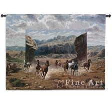 Running Horses Tapestry Wall Hanging | Pure Country | PC3360wh