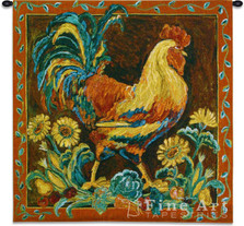 Rooster Rustic Tapestry Wall Hanging | Pure Country | PC3563WH