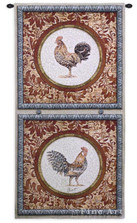 Rooster Tapestry Wall Hanging Plumage 1 | Pure Country | PC4012wh