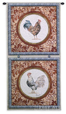 Rooster Tapestry Wall Hanging Plumage II | Pure Country | PC4013wh